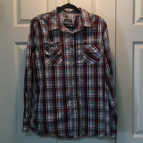 Buckle Other - Men's Button up